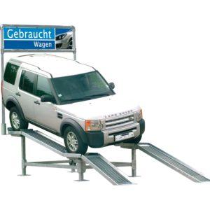 SUV megadisplay