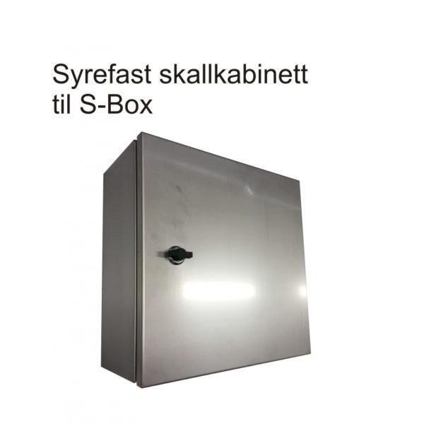 Nøkkelutleveringsenhet S-box