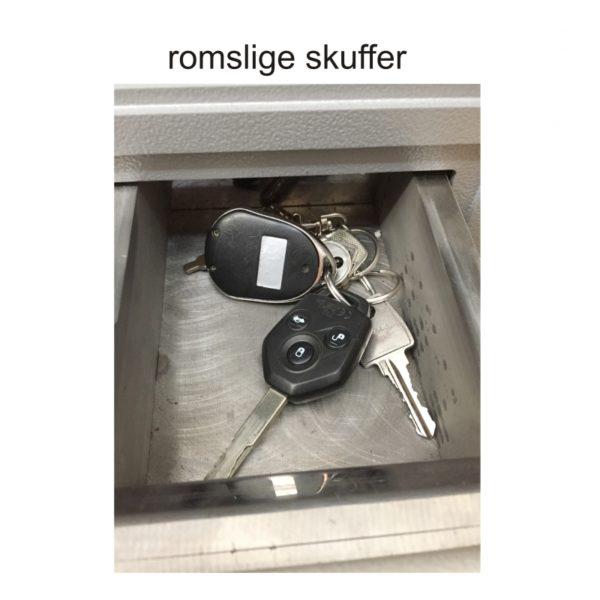 Nøkkelautomat S