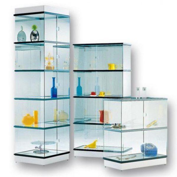 Glasskap Octanorm