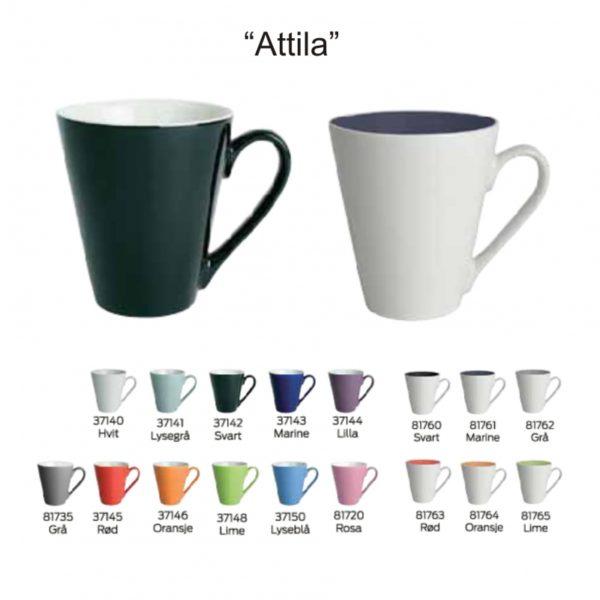 """Krus """"Attila"""""""
