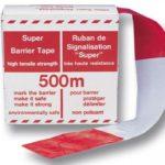 Sperrebånd 80mm i plast