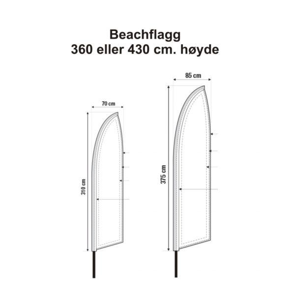 Beachflagg