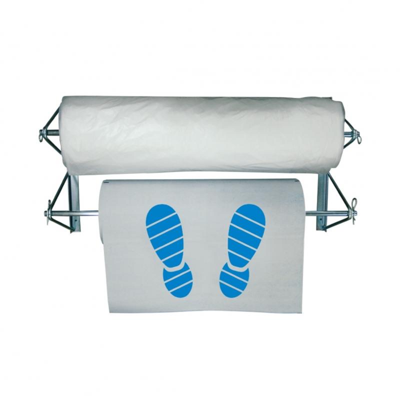 Rullholder for vegg